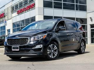 Used 2020 Kia Sedona SX for sale in London, ON