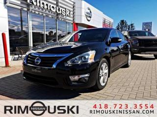 Used 2014 Nissan Altima 4dr Sdn I4 CVT 2.5 SL for sale in Rimouski, QC