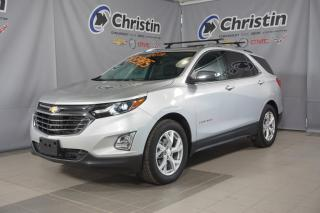 Used 2019 Chevrolet Equinox PREMIER AWD TURBO*DIESEL*SUNROOF CUIR NAVIGATION for sale in Montréal, QC