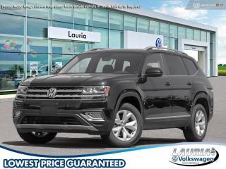 New 2019 Volkswagen Atlas for sale in PORT HOPE, ON