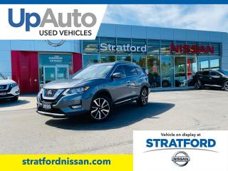 Used 2020 Nissan Rogue SL Platinum AWD for sale in Stratford, ON