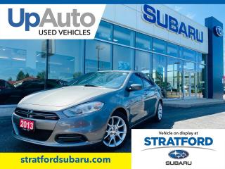 Used 2013 Dodge Dart SXT for sale in Stratford, ON
