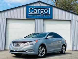 Used 2011 Hyundai Sonata LIMITED for sale in Stratford, ON