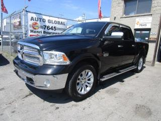 Used 2015 RAM 1500 Longhorn Laramie for sale in Montréal, QC
