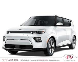 New 2021 Kia Soul EV Premium for sale in Pickering, ON