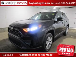 New 2020 Toyota RAV4 LE for sale in Regina, SK