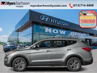 Used 2016 Hyundai Santa Fe Sport SPORT  - $131 B/W for sale in Nepean, ON