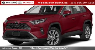 New 2020 Toyota RAV4 LIMITED  for sale in Moose Jaw, SK