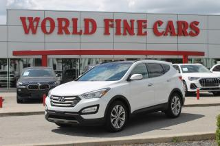 Used 2016 Hyundai Santa Fe Sport 2.0T Limited | One Owner! | *Accident Free* for sale in Etobicoke, ON