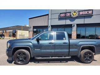 Used 2017 GMC Sierra 1500 4WD DOUBLE CAB 143.5 for sale in Thunder Bay, ON