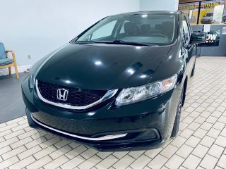 Used 2015 Honda Civic EX I SUNROOF IAUTO ALLOY IBACKUP SIDEVIEW CAMERA for sale in Brampton, ON