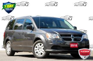 Used 2018 Dodge Grand Caravan CVP/SXT SXT | FWD | STOW'N GO for sale in Kitchener, ON