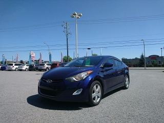 Used 2011 Hyundai Elantra 4dr Sdn Auto GLS for sale in Gatineau, QC