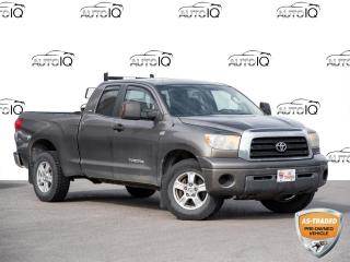 Used 2007 Toyota Tundra SR5 4.7L V8 As Traded Special for sale in Welland, ON