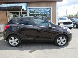 Used 2016 Buick Encore Traction avant, 4 portes for sale in Prevost, QC