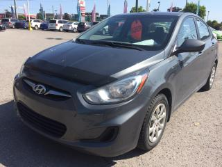 Used 2013 Hyundai Accent 4dr Sdn Auto GL for sale in Gatineau, QC