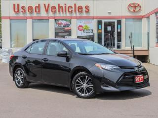 Used 2017 Toyota Corolla LE UPGRADE SUNROOF ALLOYS H-SEATS CAMERA KEYLESS for sale in North York, ON
