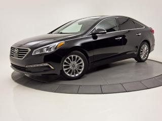 Used 2015 Hyundai Sonata Auto Limited CUIR TOIT OUVRANT BLUETOOTH for sale in Brossard, QC