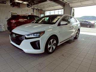Used 2019 Hyundai IONIQ Electric ULTIMATE - CUIR - TOIT OUVRANT - GPS for sale in Ste-Julie, QC