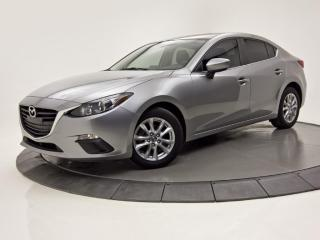 Used 2016 Mazda MAZDA3 Auto GS CRUISE BLUETOOTH NAVIGATION for sale in Brossard, QC