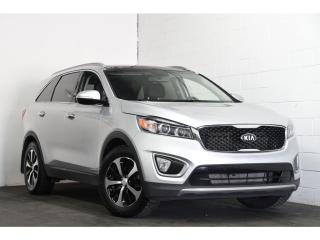 Used 2017 Kia Sorento AWD   EX V6 7 PLACES CUIR TOIT PANO  BLUETOOTH for sale in Brossard, QC