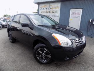 Used 2010 Nissan Rogue ***S,AUTOMATIQUE,MAGS,A/C*** for sale in Longueuil, QC