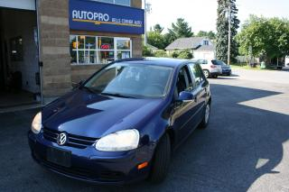 Used 2007 Volkswagen Rabbit for sale in Nepean, ON
