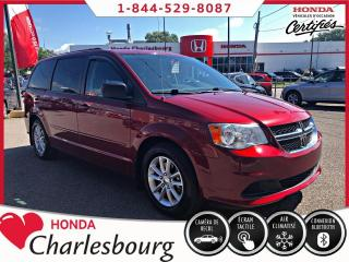 Used 2014 Dodge Grand Caravan SXT STOW N GO**DIVERTISSEMENT ARR** for sale in Charlesbourg, QC