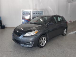Used 2014 Toyota Matrix CE for sale in Rouyn-Noranda, QC