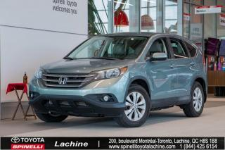 Used 2013 Honda CR-V EX-L for sale in Lachine, QC