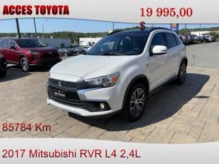 Used 2017 Mitsubishi RVR se toit panoraique for sale in Rouyn-Noranda, QC
