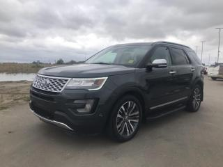 Used 2016 Ford Explorer Platinum for sale in Fort Saskatchewan, AB