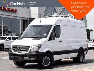 Used 2016 Mercedes-Benz Sprinter Cargo Vans RWD 3500 V6 144