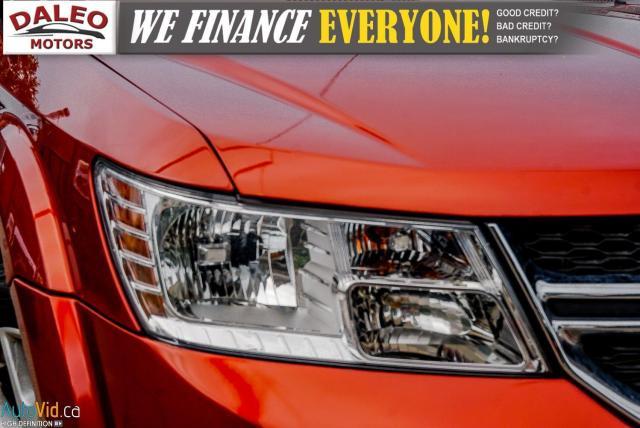 2014 Dodge Journey RT / LEATHER / DVD / MOONROOF / BACKUP CAM Photo2