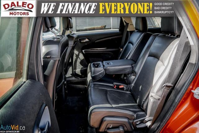 2014 Dodge Journey RT / LEATHER / DVD / MOONROOF / BACKUP CAM Photo13