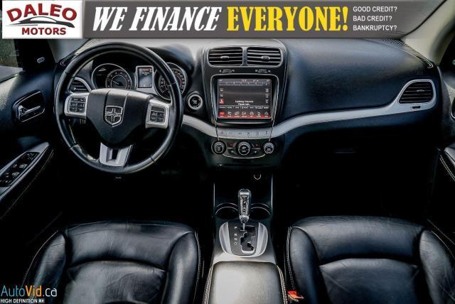 2014 Dodge Journey RT / LEATHER / DVD / MOONROOF / BACKUP CAM Photo14