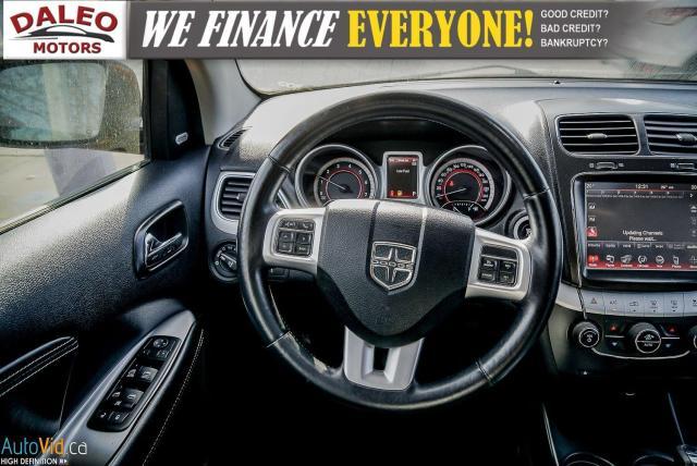 2014 Dodge Journey RT / LEATHER / DVD / MOONROOF / BACKUP CAM Photo15