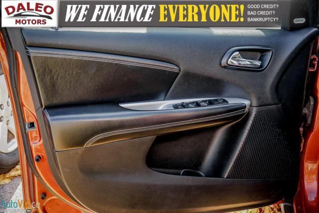 2014 Dodge Journey RT / LEATHER / DVD / MOONROOF / BACKUP CAM Photo20