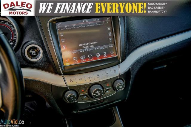 2014 Dodge Journey RT / LEATHER / DVD / MOONROOF / BACKUP CAM Photo24