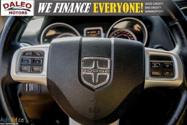 2014 Dodge Journey RT / LEATHER / DVD / MOONROOF / BACKUP CAM Photo26