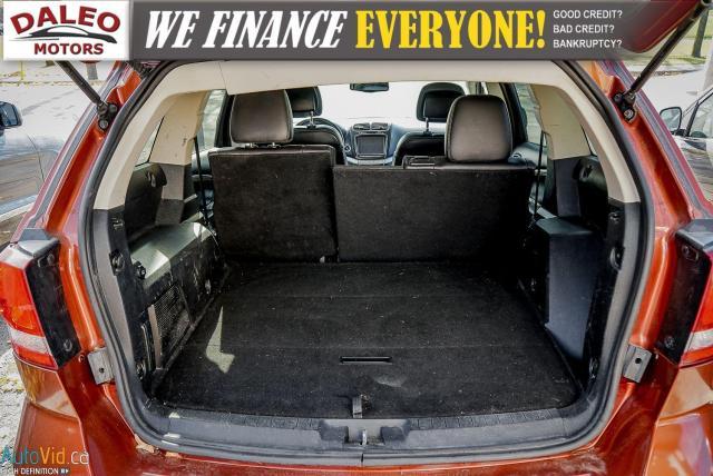2014 Dodge Journey RT / LEATHER / DVD / MOONROOF / BACKUP CAM Photo29