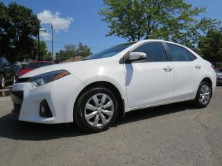 Used 2016 Toyota Corolla S AUTOMATIQUE CUIR CAMERA A/C SIÉGES CHAUFF. for sale in St-Eustache, QC
