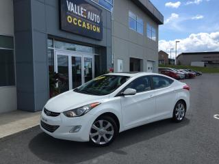 Used 2012 Hyundai Elantra 4dr Sdn Auto Limited for sale in St-Georges, QC