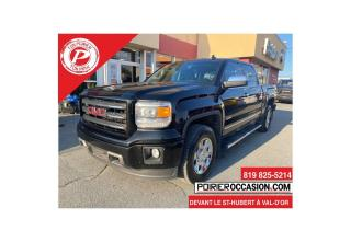 Used 2015 GMC Sierra 1500 SLE Cabine d'équipe, boite courte for sale in Val-D'or, QC