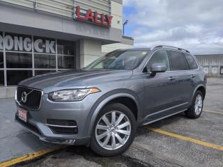 Used 2016 Volvo XC90 T6 Momentum for sale in Chatham, ON