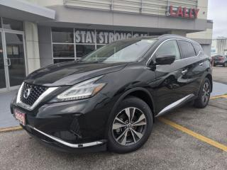 Used 2020 Nissan Murano SV* AWD* 3.5L* NAV* Blind Spot Warning* SunRoof for sale in Chatham, ON