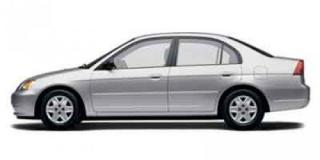 Used 2003 Honda Civic Sdn LX for sale in Bolton, ON