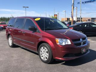 Used 2017 Dodge Grand Caravan ONLY 29000K!*NAV*BACKUP CAM*DVD for sale in London, ON