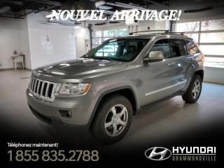 Used 2012 Jeep Grand Cherokee LAREDO 4X4 + GARANTIE + CUIR + WOW! for sale in Drummondville, QC