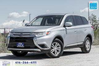 Used 2016 Mitsubishi Outlander ES|AWC|No Accidents|Heated Seats for sale in Bolton, ON